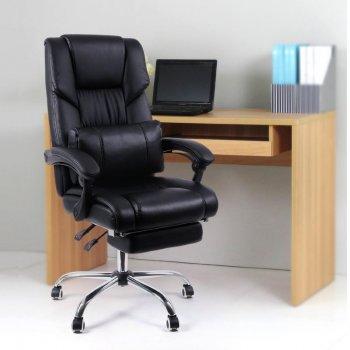 fauteuil de bureau haut de gamme id al pour le travail devant l 39 ordinateur. Black Bedroom Furniture Sets. Home Design Ideas